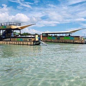 """""""SHAKA"""" PonTiki Boat Cruises"""