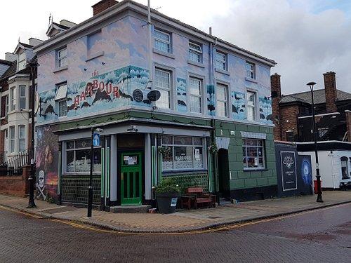 New Brighton - Wirral, Victoria Quarter Street Art