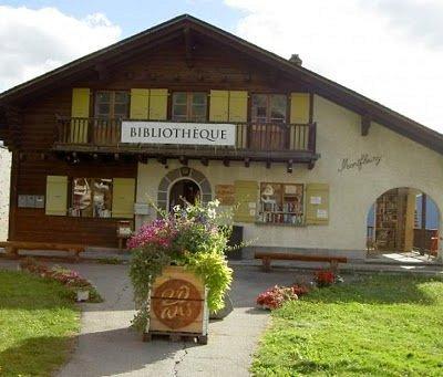 Bibliothèque de Verbier