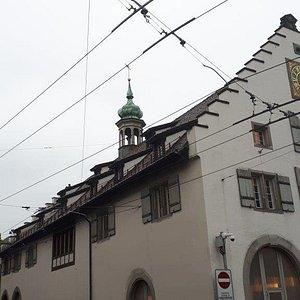 Waaghaus Historische Sehenswurdigkeit