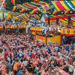 Munich oktoberfest 2019 tickets