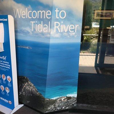 Tidal River Visitor Centre