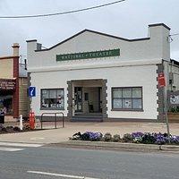 Tourist Information Centre (National Theatre) - Braidwood NSW