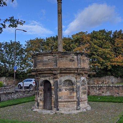 Preston Market Cross