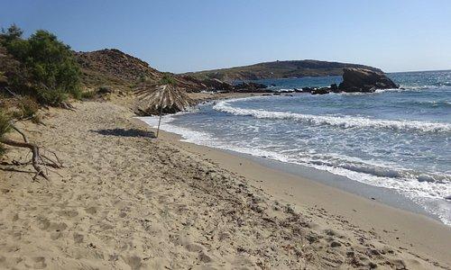 Kokinovrachos Beach - Lemnos, Greece