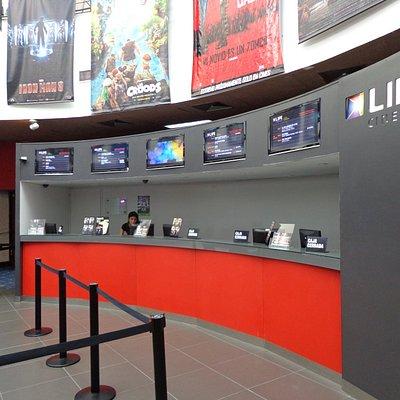 Boleterías de Life Cinemas Punta Shopping