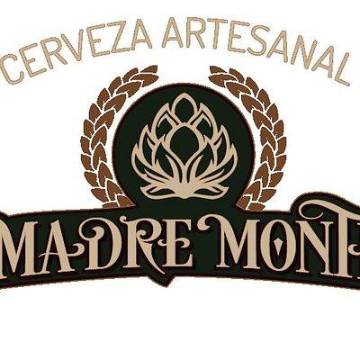 Logo Cerveza artesanal Madre Monte