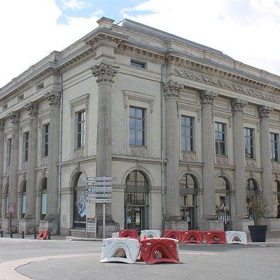 Le Dôme - Theatre-pôle culturel et artistique