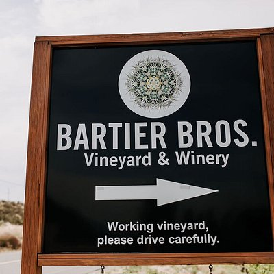 Welcome to Bartier Bros Vineyard & Winery
