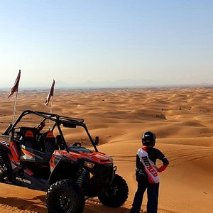 valley of a thousand dunes