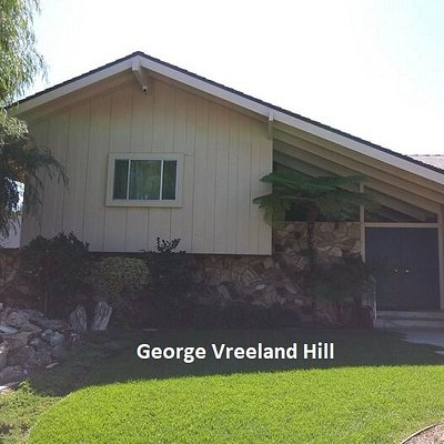 The Brady Bunch House.  Photo by, George Vreeland Hill