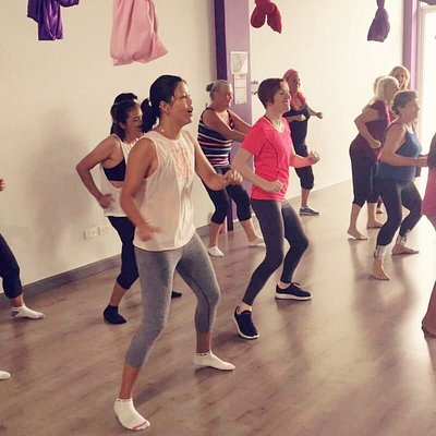 zumba fit classes for grown-ups