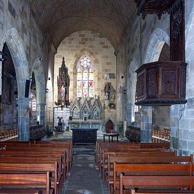 Chapelle Notre - Dame De L'isle