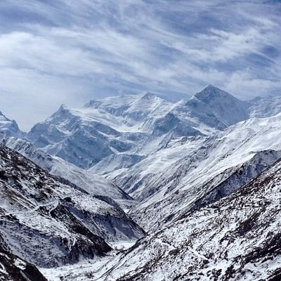 Wonderful to Annapurna circuit trek