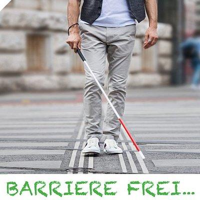 TV-Studioführung für Blinde- Barrierefrei...