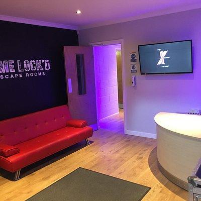 TimeLock'd Escape Rooms