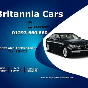 Book your Gatwick airport taxi journey with us and get the cheap and best fare taxi for  your journey . Call us : 01293 660660