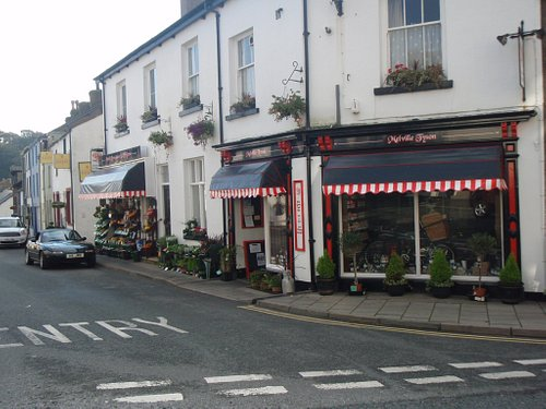 Melville Tysons, Butchers & Grocery Shop