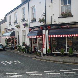 Melville Tyson, Butchers & Grocery Shop