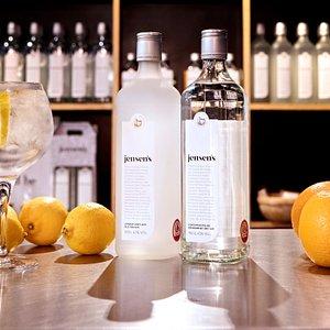 Old Tom & Bermondsey Dry Gin
