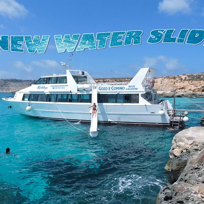 MV Kataleya at Comino s Blue Lagoon