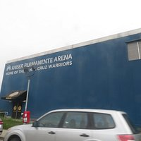 Kaiser Permanente Arena Santa Cruz, California
