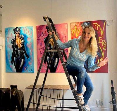 Marie Plosjö hos Gallery86.