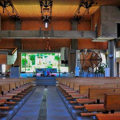 Eglise Saint-Michel à Martigny-Bourg