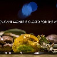 Restaurant Monte Closed