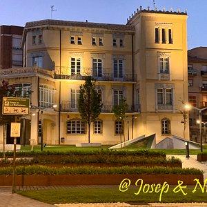 Palacio de la Baronesa - Ayuntamiento de Arnedo