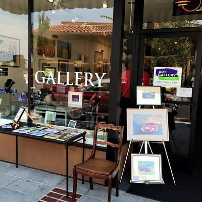 Located at 1307 First Street in beautiful downtown Napa, CA., west of Main between Randolph and Franklin. View the creative work of over 50 local artists in a variety of media including painting, photography, monotype, jewelry, fused glass, textiles and woodwork. Purchase originals, prints, calendars, greeting cards and other gift items.  All participating artists are members of the Art Association Napa Valley.