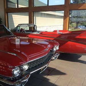59 & 60 mint condition Eldorado Cadillacs