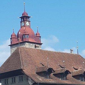 Radnica - Rathaus Stadt Luzern
