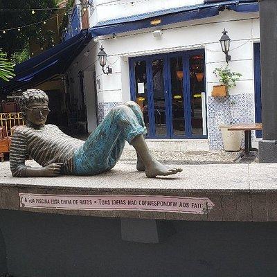 Estátua de Cazuza