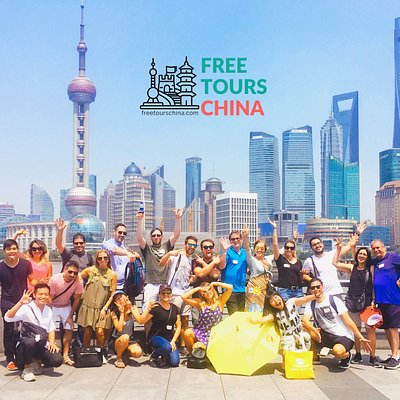 Fun at our Shanghai Free Walking Tours!!