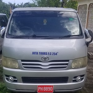 We are fully licensed and covid-19 certified to carry tourist, this is one of our transportation that's registered with JUTA TOURS which is listed on the visitjamaica.com website.