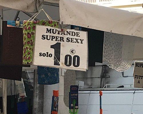 Venerdì, giorno di mercato