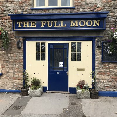 A Warm Welcome awaits customers at the Full Moon Wells