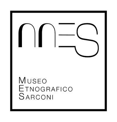MES - Museo Etnografico Sarconi Logo ©Copyright  Chiara Bruno All rights reserved