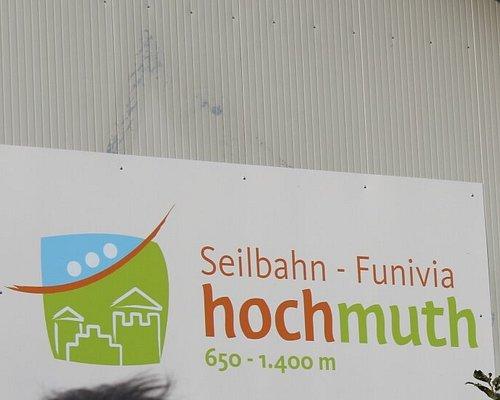 Funivia Hochmuth