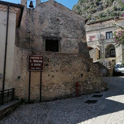 Piccola Chiesetta nel centro storico