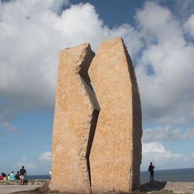 Monumento de recuerdo a la tragedia del Prestige
