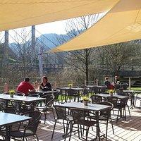 Restaurant-pizzeria à la Maison du tourisme à St-Ursanne