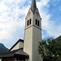 Pfarrkirche Mellau
