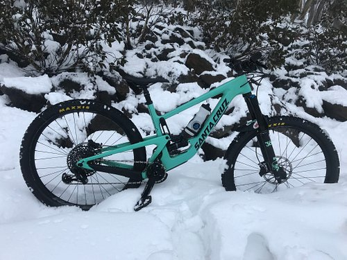 Hotham and Dinner Plain trips are a blast