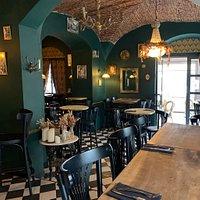 Café des intimes à Bastia
