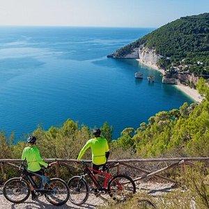 "Garganauti tour - Vista Panoramica ""Baia delle Zagare"""