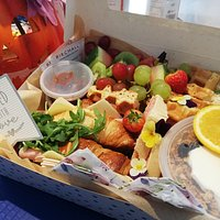 Brunch box for the weekend