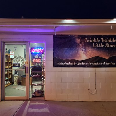 Twinkle Twinkle Little Store Metaphysical and Holistic Products and Services