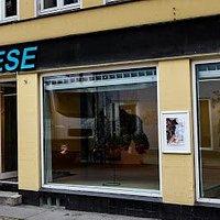 Galleri TESE i Århus. Nyt ungt og modigt galleri